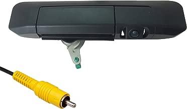 toyota tacoma backup camera wiring
