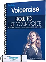 How To Sing Like A Pro Singing Lessons Simple At-Home Vocal Training Program. Voicercise Singing Kit. (CDs, Book, Online Access, FREE Tech Support)