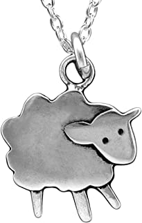 Best sterling silver sheep charm Reviews