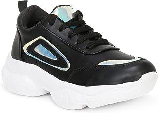 Denill Women Lace Up Sneaker Shoes