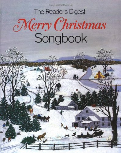 Price comparison product image The Reader's Digest Merry Christmas Songbook
