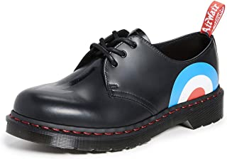 Dr. Martens Men's x The Who 1461 3 Eye Lace Ups