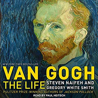 Van Gogh     The Life              By:                                                                                                                                 Steven Naifeh,                                                                                        Gregory White Smith                               Narrated by:                                                                                                                                 Paul Heitsch                      Length: 44 hrs and 55 mins     2 ratings     Overall 4.0