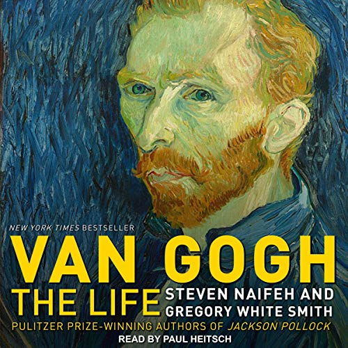 Van Gogh audiobook cover art