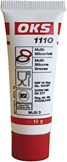 Universal 7132600 Silikonfett für Kaffeemaschinen, Tube 10 g