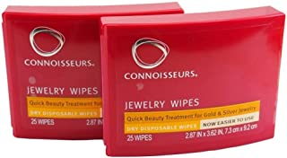 connoisseur jewellery wipes