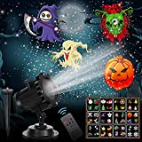 Christmas Lights,UNIFUN 12 Patterns LED Projector Lights with red and Green...