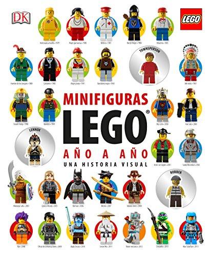 LEGO Minifiguras año a año