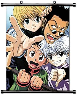 "Hunter X Hunter Anime Fabric Wall Scroll Poster (32"" x 44"") Inches"