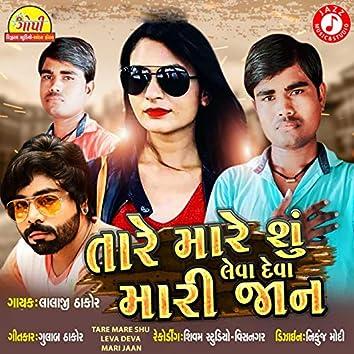 Tare Mare Shu Leva Deva Mari Jaan - Single
