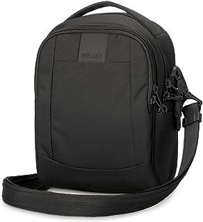 Pacsafe Men's Cross-Body Sling Bag, 3L, Black