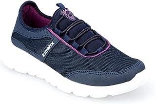 Kinetix Zeplin W Lacivert Mürdüm Kadın Yürüyüş Ayakkabısı