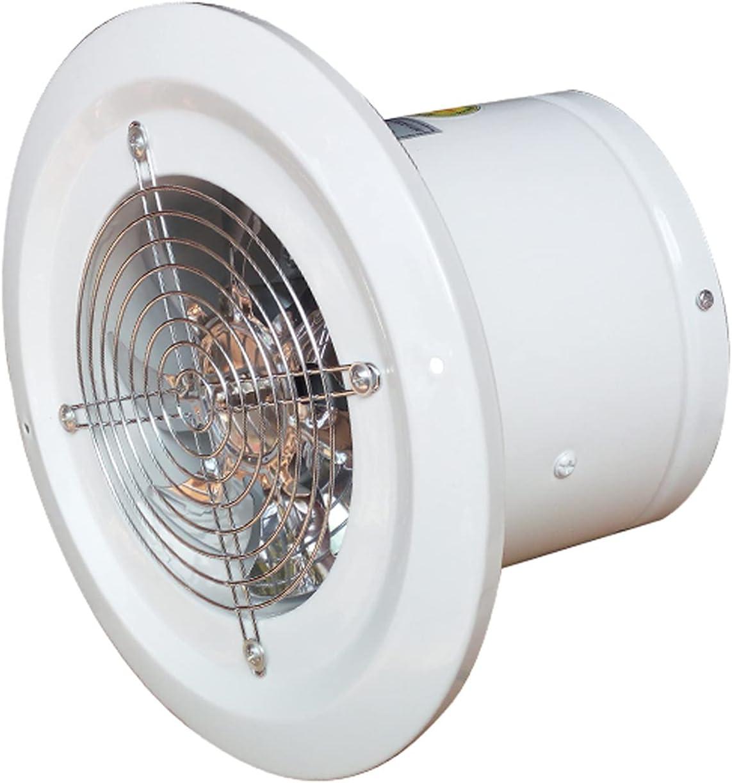 Ventilador extractor Ventilador de escape de la cocina de metal potente Fan de escape comercial industrial 8