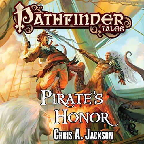 Pirate's Honor audiobook cover art