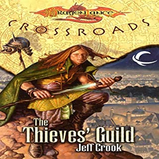 The Thieves' Guild audiobook cover art