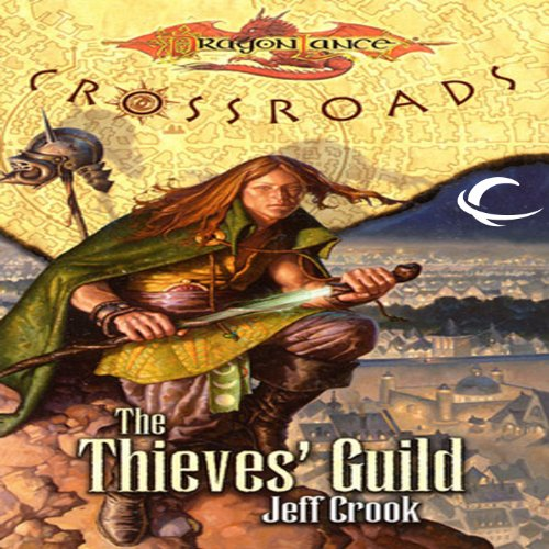 The Thieves' Guild cover art