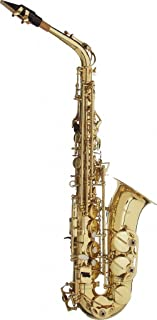Stagg WS-AS215 Eb Alto Saxophone with Case