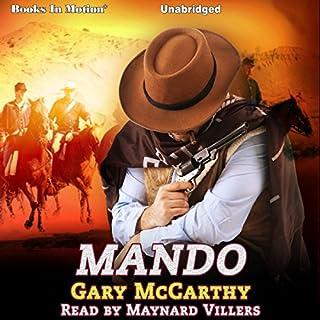 Mando cover art