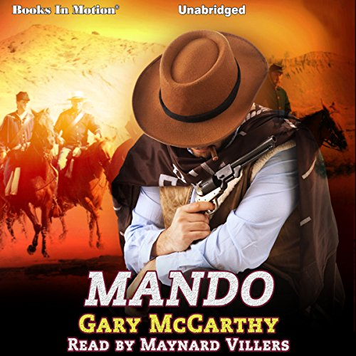 Mando audiobook cover art