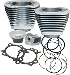 S&S 95 in. Twin Cam Natural Big Bore Kit for Harley Davidson 1999-2006 Twin Cam