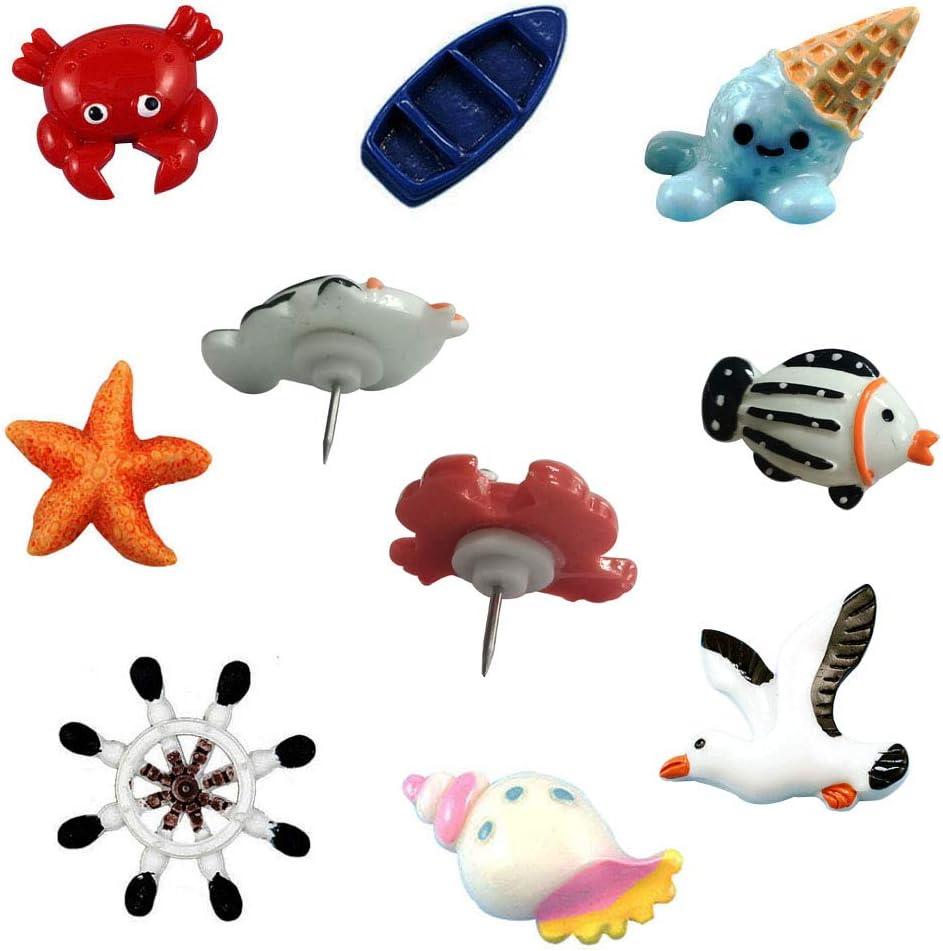 XQingmei 20 Pieces Boxed Handmade Ranking TOP15 Animal Creative Marine Cartoon 4 years warranty