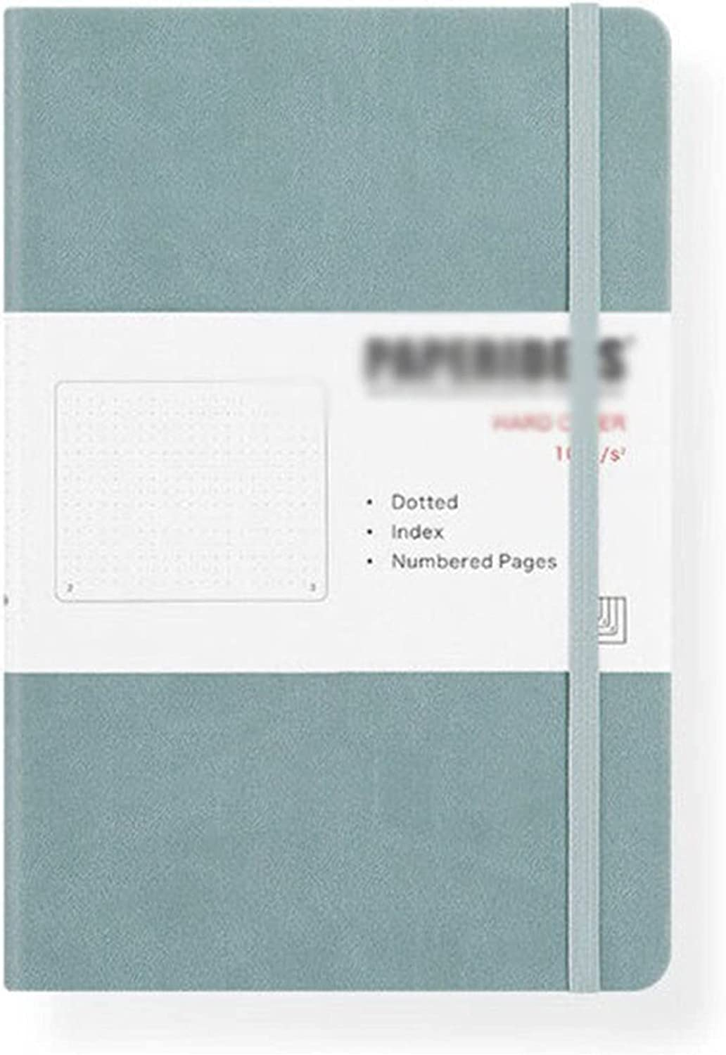 Notebook A5 Bullet Journals OFFicial store Dot 5.7x8.2 188 Page Challenge the lowest price 100gsm