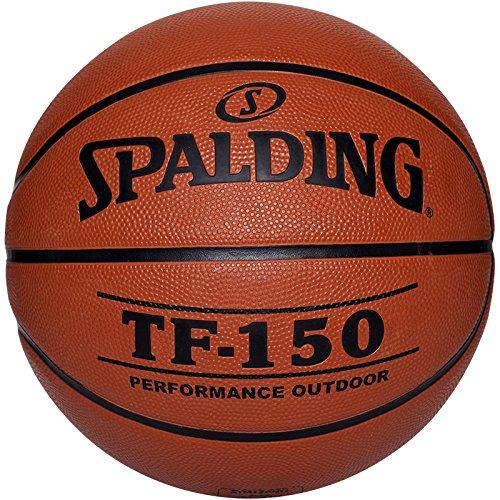 Spalding Unisex-Adult Tf150 Out Sz.5 Basketball, orange, 5