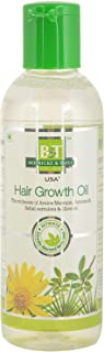 B & T Hair Growth oil 200ml The Richness Of Arnica Montana, Jaborandi, Sabal Serrulata & Olive Oil Dermatologically Tested