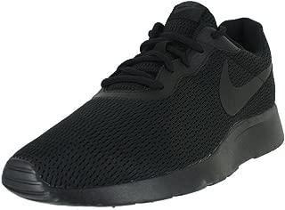 Nike Mens Tanjun (4E) Black Anthracite Black Size 14