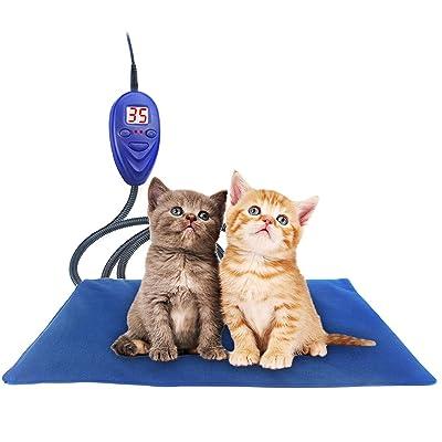 LanZhong Pet Heating Pad, 12V Electric Heating ...