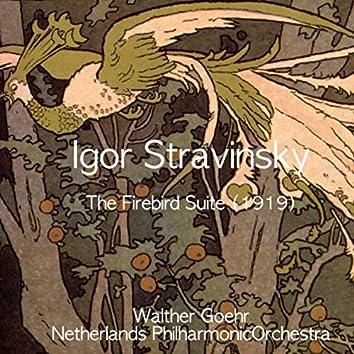 Stravinsky: The Firebird Suite (1919)
