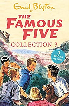 Famous Five Collection 3 Books 7 9