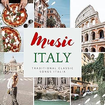 Traditional Classic Songs Italia