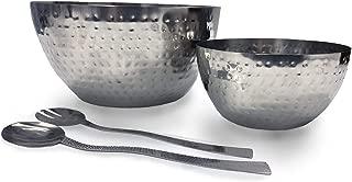 Best hammered serving bowl Reviews