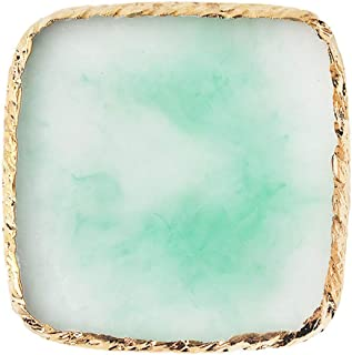 happyhouse009 Paleta de Colores para decoraci/ón de u/ñas Azul Resina Esmalte de u/ñas Base de Mezcla Paleta para Colorear Paleta de Colores para Dibujar Mezclador de Maquillaje de Resina