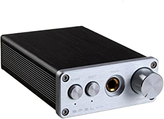 SMSL SD-793II Optical Coaxial DAC Digital to Analog Converter Built-in Headphone Amplifier Silver