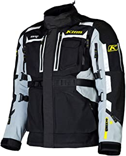 Klim 2016 Adventure Rally Men's Motocross Motorcycle Jackets - Gray/X-Large