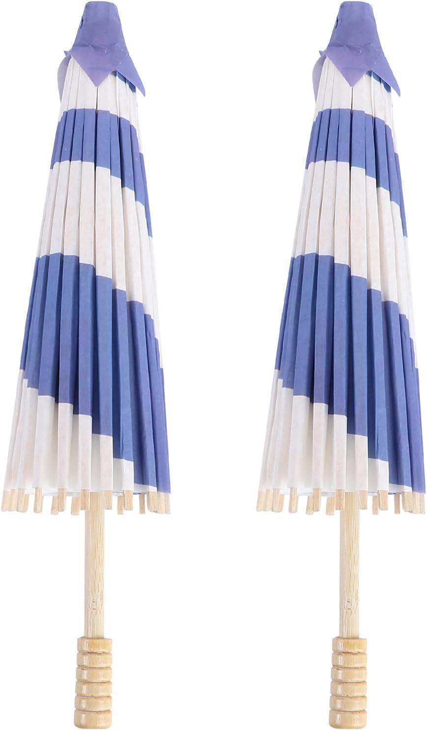 GARNECK 2pcs Party Umbrella New York Mall Decorative Decor Los Angeles Mall Phot Props