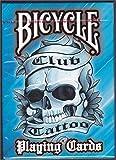 Bicycle BCLUBB – Juego de 52 Cartas de póquer.