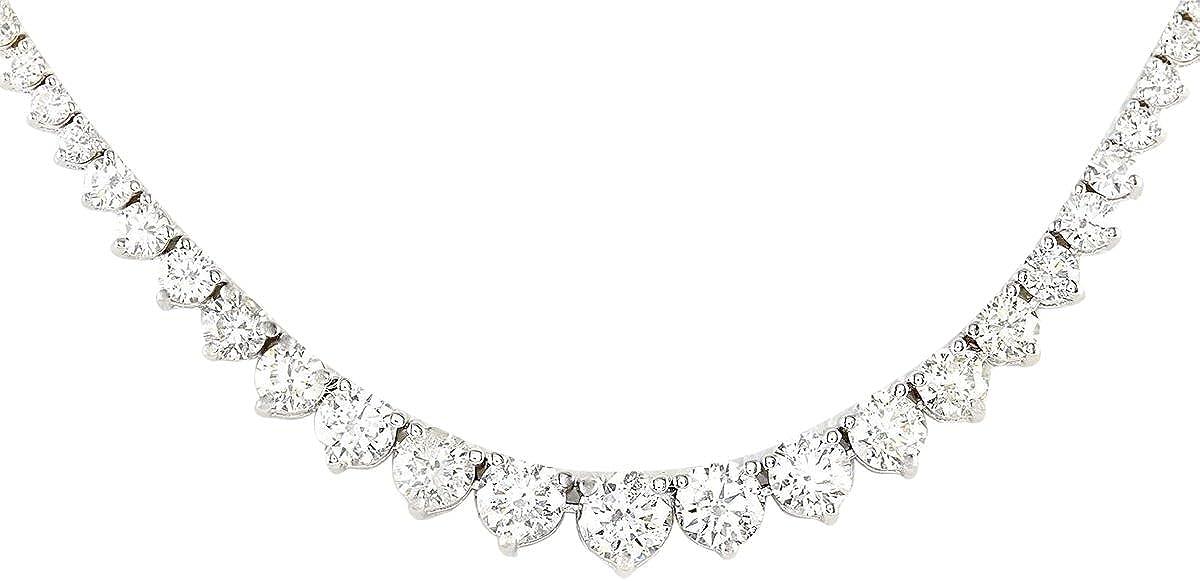 6.5 Carat Natural Diamond F-G VS1-VS2 Color Los Angeles Mall Clarity 14K White Special price