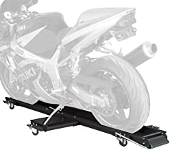 Black Widow MC-Dolly SteelSportBikeandMotorcycleDolly-1250lb.Capacity
