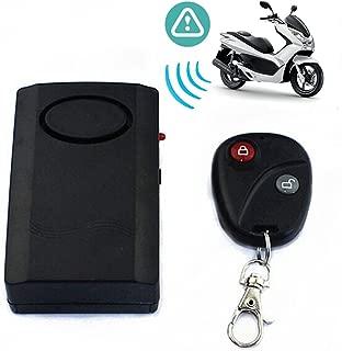Gilroy Mini Automotive Security Devices Wireless Door Window Motorcycle Anti-Theft Motorbike Security Remote Alarm