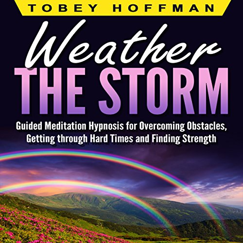 Weather the Storm audiobook cover art