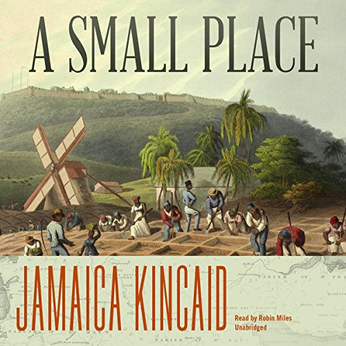 A Small Place Audiobook By Jamaica Kincaid cover art
