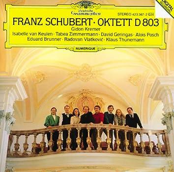 Schubert: Octet D 803