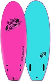 Catch Surf Wave Bandit Performer 4'10 Twin Surfboard, Mint,