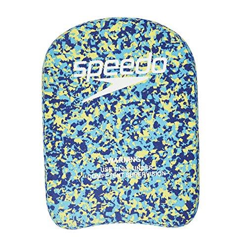 Speedo Tabla EVA Kickboard, Adult Unisex, Azul Verde, Talla única