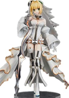 Fate Grand Order Saber Nero Claudius Bride Complete Figure Japanese Anime Characters Christmas Gift