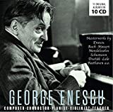 Compositeur-Direction-Pianiste-Violoniste-Professeur/George Enescu...