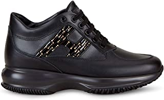 Amazon.it: scarpe hogan donna - Nero